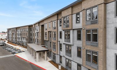 Building, Westridge Lofts, 1