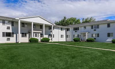 Greystone Apartments & Townhomes, 1