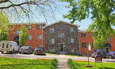 Building, Kingston Court, 0