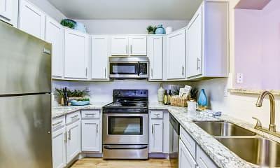 Kitchen, Timberlakes At Atascocita, 1