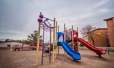 Playground, Sand Pebble, 1