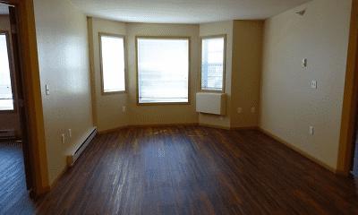 Living Room, Nordic Hills, 1
