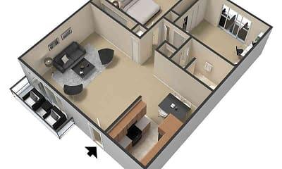 plan, AltaVista Commons, 2