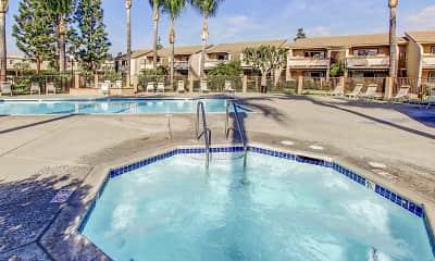 Pool, Tamarack Gardens, 0