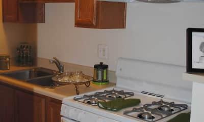 Kitchen, Drake Manor, 2