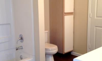 Bathroom, Pinnacle Woods Apartments, 2