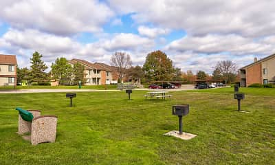 Recreation Area, Pine Ridge, 1