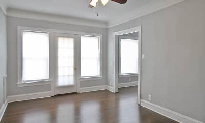 Bedroom, 165 S Oak Park Apartments, 1