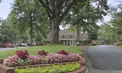 Building, Stevens Creek Commons, 2