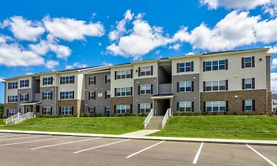 Building, Foxhill Ridge, 1