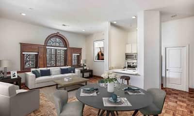 Living Room, Camden Grand Parc, 1