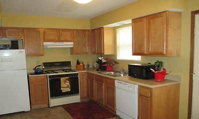 Kitchen, Aurora Townhomes, 0