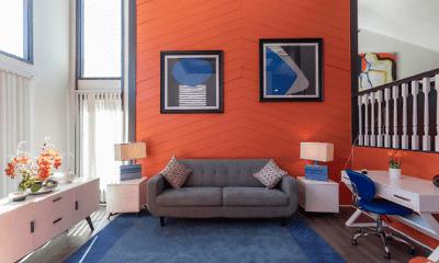 Living Room, The Abner, 1