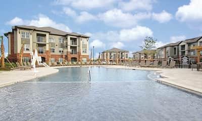 Pool, Cross Creek Village, 2