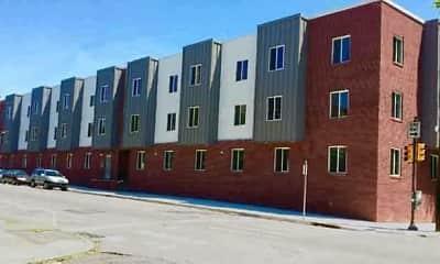 Building, 34th And Hamilton Street, 0