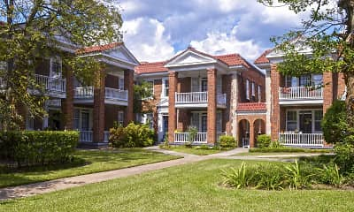 Building, Vineville Court Apartments, 0