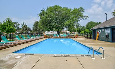 Pool, Forest Pointe, 0
