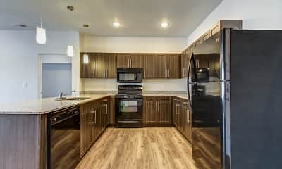 Kitchen, Mill Point Apartments, 0