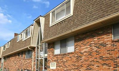 Building, Greene Ridge Court Apartments, 0