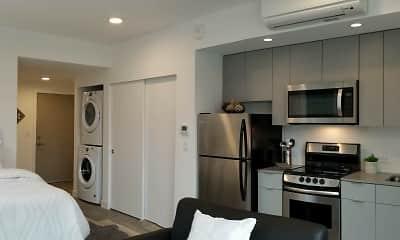 Kitchen, Tod Apartments, 0