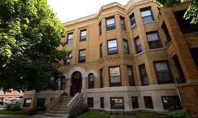 Building, 5401-5403 S. Woodlawn Avenue, 0