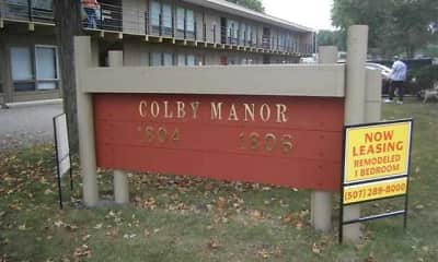Building, Colby Manor, 2