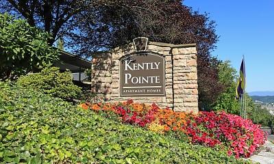 Community Signage, Kently Pointe, 2