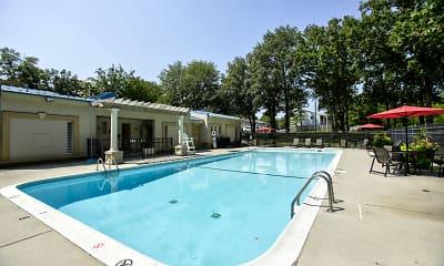 Pool, Stuart Woods Apartments, 0