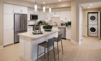 Kitchen, Flats at Plano West, 1