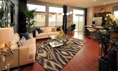 Living Room, Avilla Marana II, 0