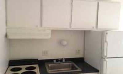 Kitchen, Victoria Place Apartments, 0