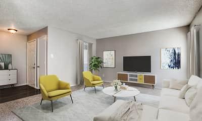 Living Room, Waterside, 1