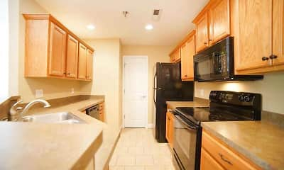 Kitchen, Parkside Grande, 1