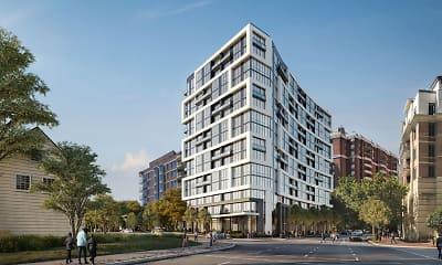 Building, The Edge Apartments, 0