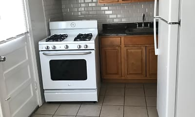 Kitchen, 241 Quinnipiac Ave. Apartments, 0