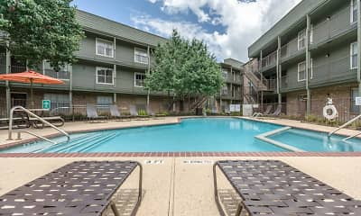 Pool, The Gardens Apartments, 0