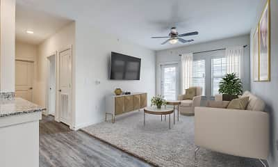 Living Room, Davenport Place, 1