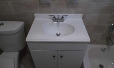 Bathroom, Madison Avenue, 2