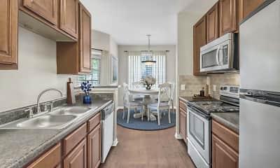 Kitchen, Camden Stonecrest, 1