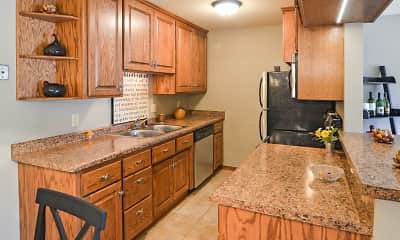 Kitchen, Midland Terrace, 0