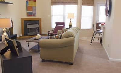 Living Room, Woodgate, 1