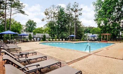 Pool, Wood Pointe Apartments, 0