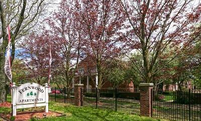Community Signage, Fernwood Apartments, 2