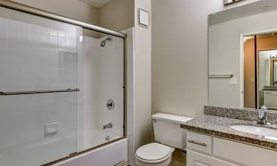 Bathroom, The Podium, 2