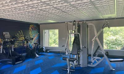 Fitness Weight Room, Blue Note, 2
