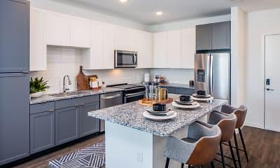 Kitchen, Jefferson Sand Lake, 1