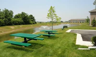 View, Prairie Meadows, 2