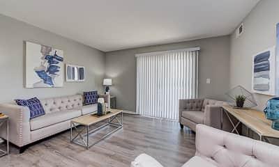 Living Room, Waterside At Castleton, 0