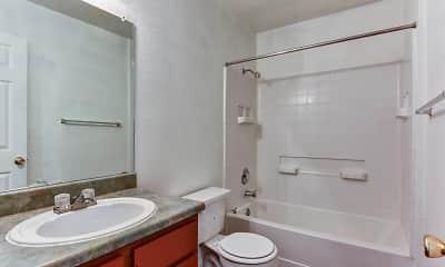 Bathroom, Bella Vista, 2
