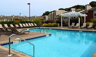 Pool, Chestnut Ridge, 0